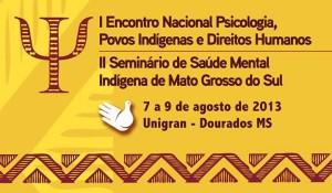 I Encontro Nacional de Psicologia, Povos Indígenas e Direitos Humanos