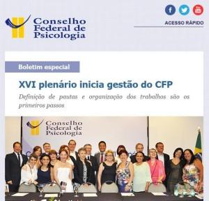 BOLETIM ELETRÔNICO CFP - JAN2014 CAPA