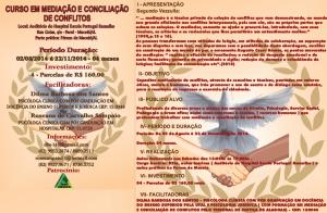 Curso em Mediação e Conciliação de Conflitos(1)