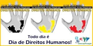 10 de Dezembro, Dia de Direitos Humanos - 2014