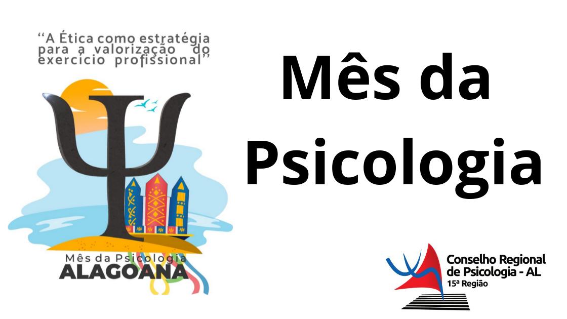 Mês da Psicologia
